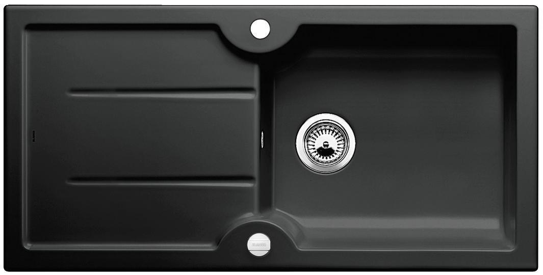 Blanco IDESSA XL 6 S Keramika černá oboustranné provedení s excentrem