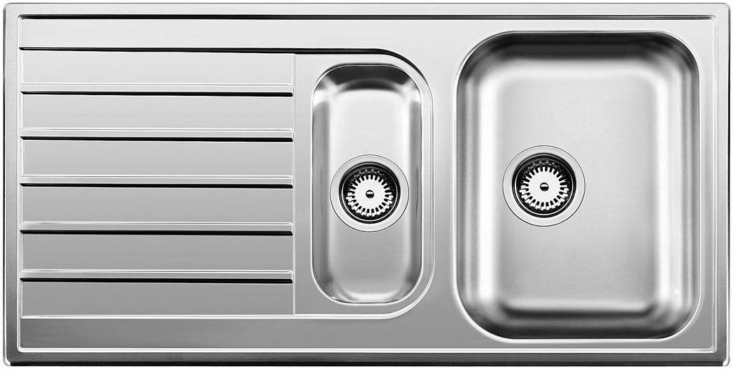 Blanco LIVIT 6 S Nerez kartáčovaný oboustranné provedení - bez misky