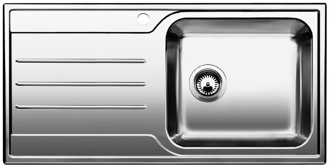 Blanco MEDIAN XL 6 S Nerez kartáčovaný dřez vpravo