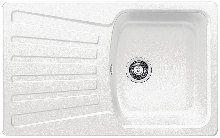 Blanco NOVA 45 S Silgranit bílá oboustranné provedení