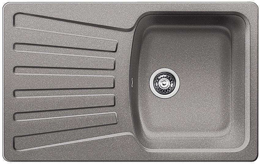 Blanco NOVA 45 S Silgranit aluminium oboustranné provedení