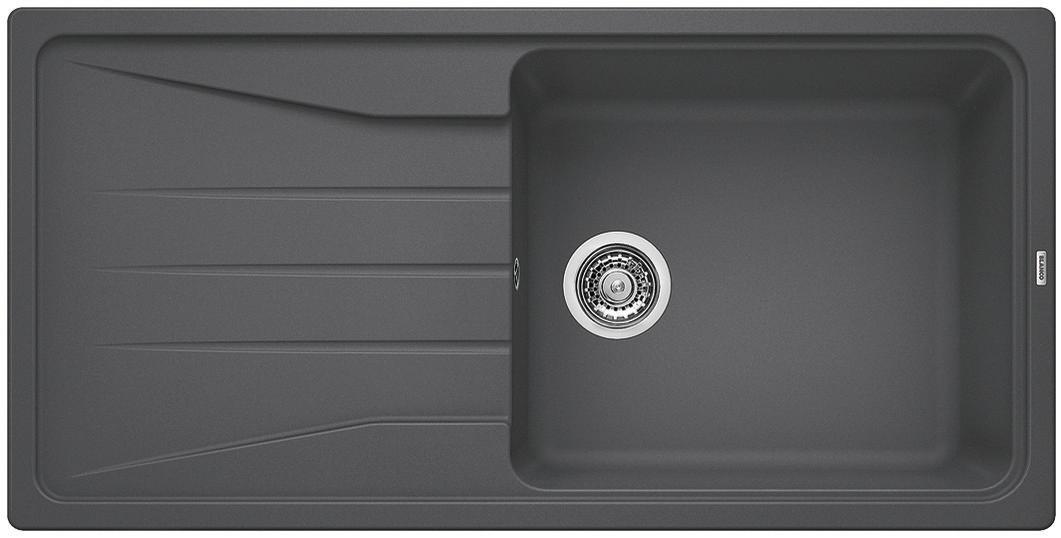 Blanco SONA XL 6 S Silgranit šedá skála oboustranné provedení