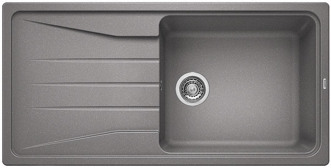 Blanco SONA XL 6 S Silgranit aluminium oboustranné provedení