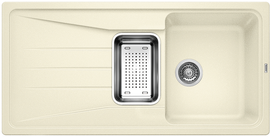 Blanco SONA 6 S Silgranit jasmín oboustranné provedení,  příslušenství ano