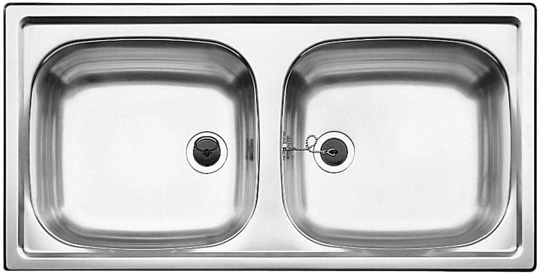 Blanco TOP EZ 8x4 Nerez přírodní lesk oboustranné provedení (+ armatura 137034)