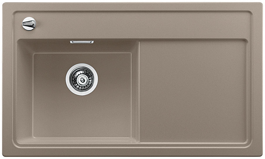 Blanco ZENAR 45 S Silgranit tartufo dřez vlevo s excentrem bez příslušenství