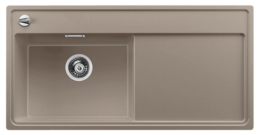 Blanco ZENAR XL 6 S Silgranit tartufo dřez vlevo s excentrem