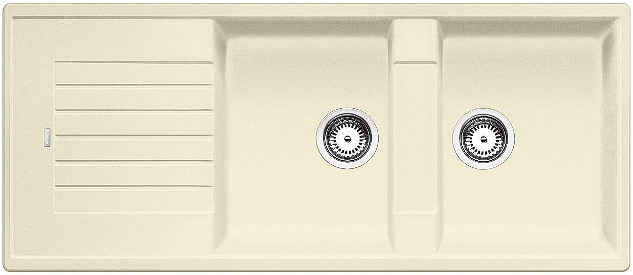 Blanco ZIA 8 S Silgranit jasmín oboustranné provedení