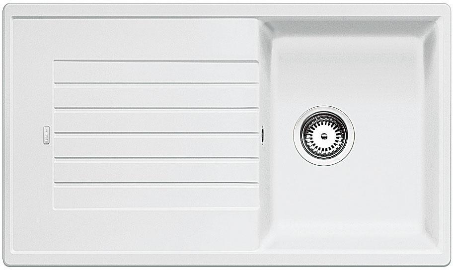 Blanco ZIA 45 SL Silgranit bílá oboustranné provedení