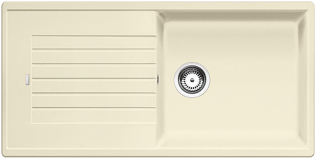 Blanco ZIA XL 6 S Silgranit jasmín oboustranné provedení