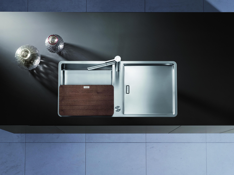 Blanco JARON XL 6 S-IF InFino nerez s excentrem