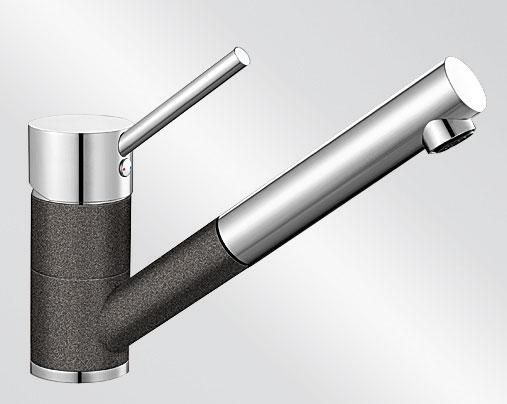 Blanco ANTAS-S HD Silgranit-look dvoubarevná antracit/chrom