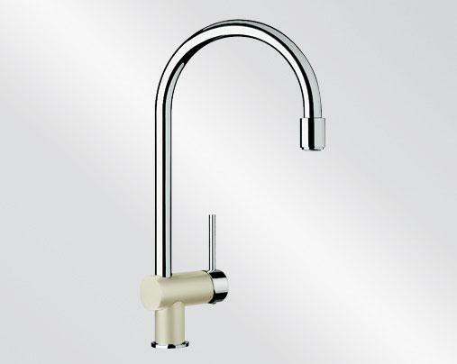 Blanco FILO-S Silgranit-look dvoubarevná jasmín/chrom