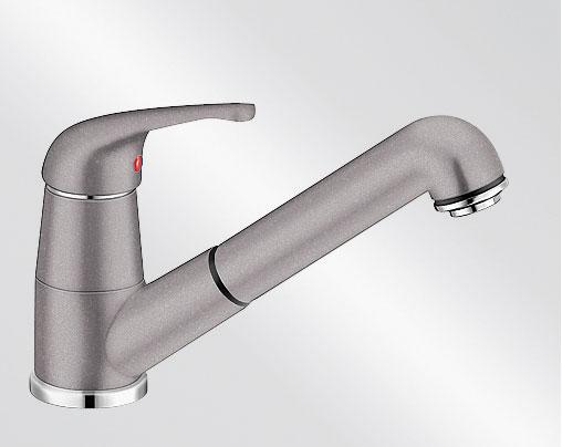 Blanco VITIS-S Silgranit-look aluminium