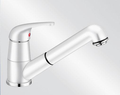 Blanco VITIS-S Silgranit-look bílá