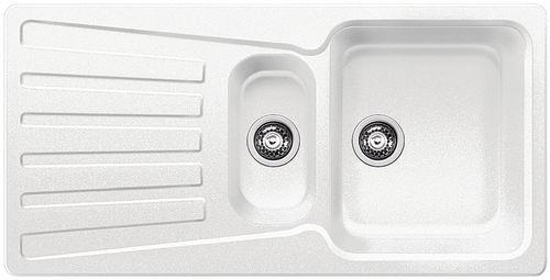 Blanco NOVA 6 S Silgranit bílá oboustranné provedení