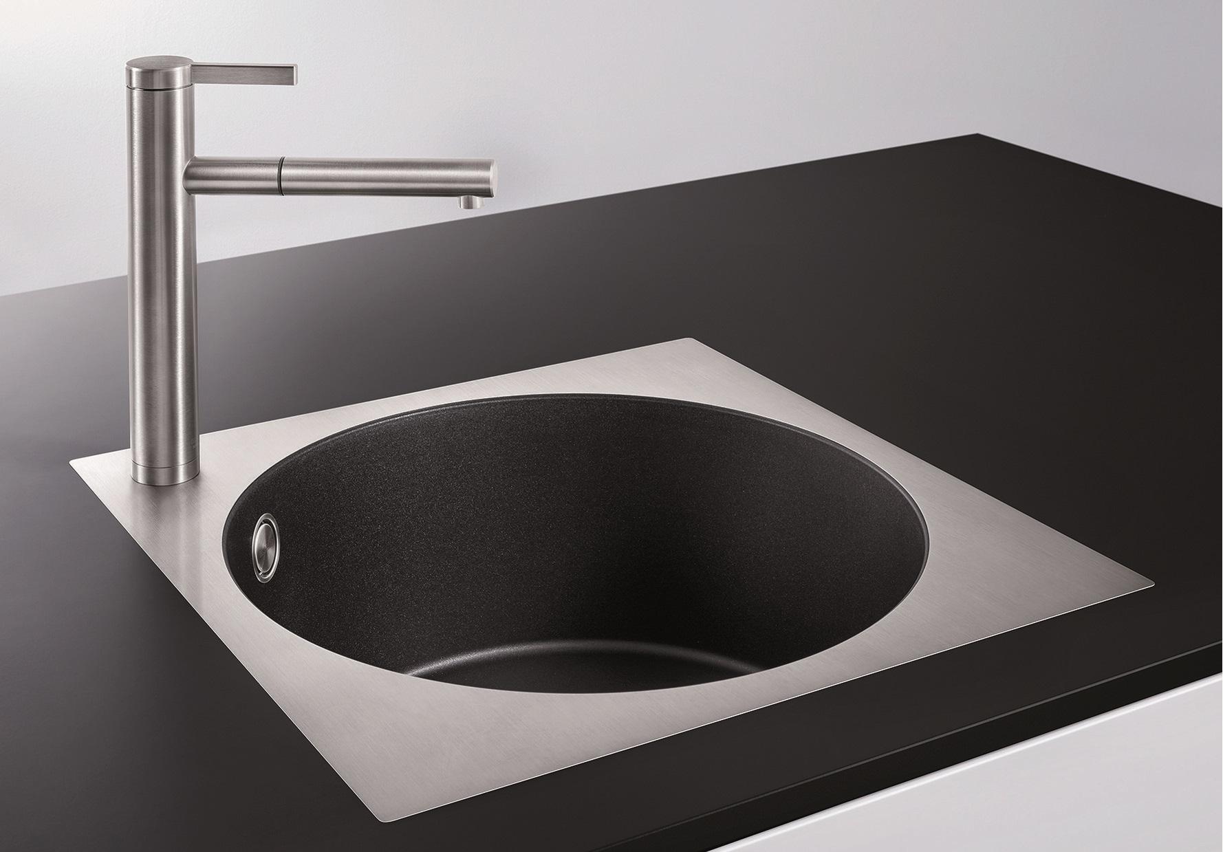 Blanco ARTAGO 6 IF/A SteelFrame InFino Silgranit bílá
