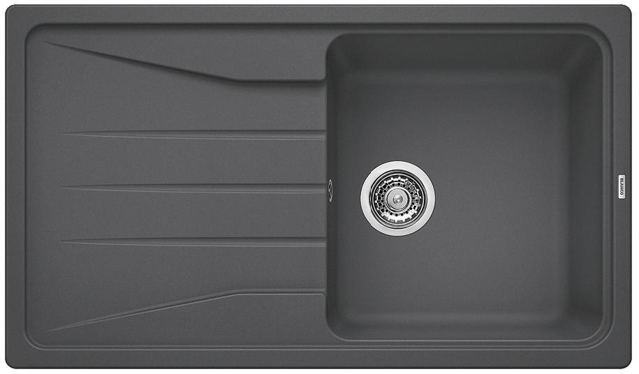 Blanco SONA 5 S Silgranit šedá skála oboustranné provedení